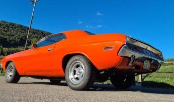 Dodge Challenger RT voll