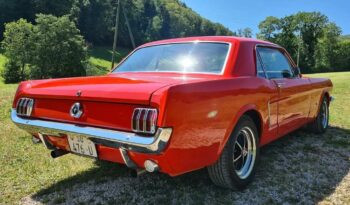 Ford Mustang V8 voll