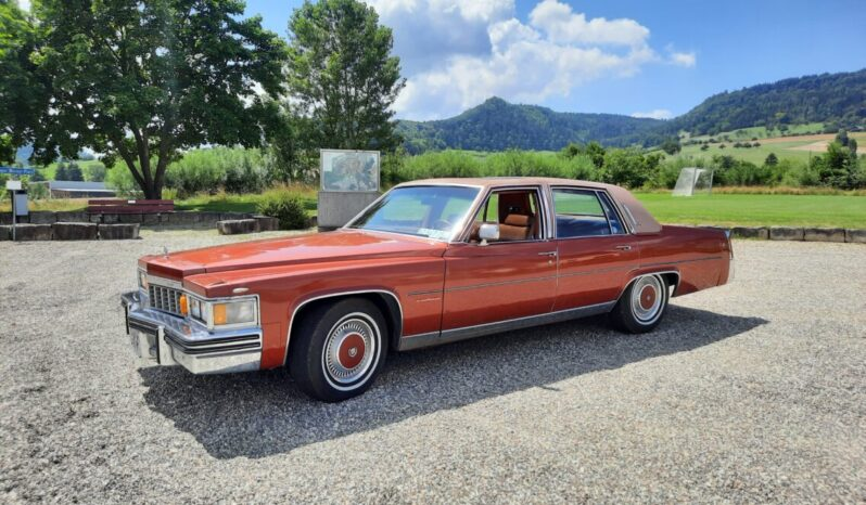 Cadillac Fleetwood Brougham voll