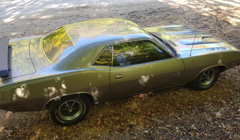 Plymouth Barracuda 440 voll